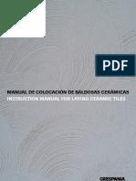 Manual Colocacion Baldosas