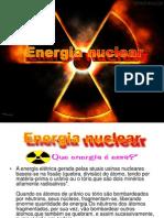 energia nuclear apresentação