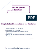 Interaccion Matriz Fractura