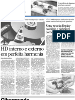 HD interno versus externo