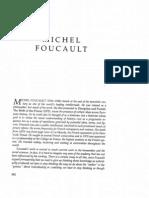 Panopticism by Michel Foucault