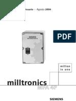 Milltronics Mfa 4p