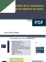 P5-Analisis de Competencia y Fijacion de Objetivos de Ventas