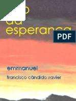 Livro da Esperança (psicografia Chico Xavier - espírito Emmanuel)