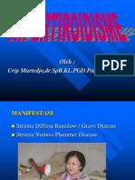 Hipertiroidisme Dr Um