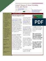 CCGTWC Newsletter # 1.5 03-10-2013