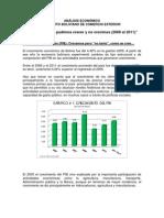 Analisis PIB ENT 2006 2011