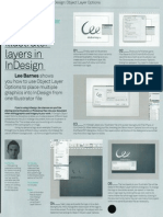 Using Illustrator Layers in InDesign