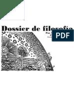 Dossier Filosofía 2013 4°Medio PAC