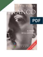 Payne, Stanley - Franco, El Perfil de La Historia