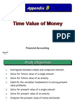 Time Value of Money (With Ch. 10)