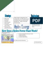 Microsoft Word - Hydro Energy