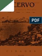 Revista Do Acervo Nacional-Cidades