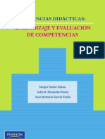 Libro - Secuencias Didacticas, Aprendizaje y Evaluacion de Competencias