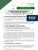 HablarPublico_Presentaciones