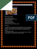 Galletas Con Chips de Chocolate y Jengibre