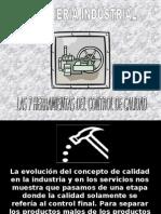 7 Herramientas - Ing. Industrial