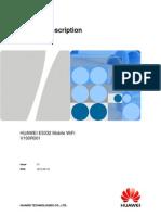 HUAWEI E5332 Specs Datasheet