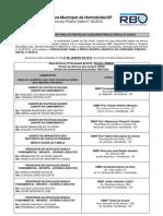 Hortolândia (PM) - Edital de Convocação - CP 02 20