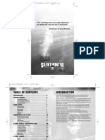 Silent Hunter 3 - Manual