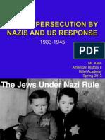Holocaust Unit (Mr. Klein 2013)