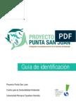 Guía de especies - Punta San Juan
