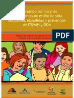 ESTILOS DE VIDA SALUDABLES, SEXUALIDAD Y PREVENCIÓN DE ITS - VIH