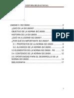 UNIDAD 3   ISO 26000 (1)