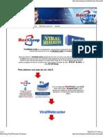 MeetCheap ViralWebcaster Facebook