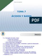 Tema 7 Acido-base