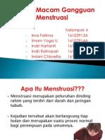 macam-macam gangguan menstruasi.ppt