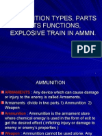 ammunition types and function