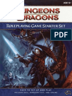Roleplaying Game Starter Set