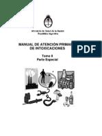 Manual de Toxicologia MINSA