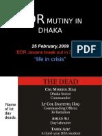 BDR Mutiny