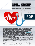 medicare springhill group article reviews-Korea Raises Asian Standard in AMI Treatment