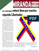 Todo Miranda 36. 2da Semana Marzo 2013