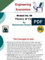 Engineerin Economics Chapter (Eng. Eco) 006