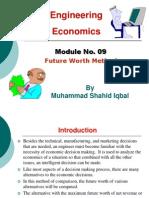 Engineerin Economics Chapter (Eng. Eco) 009