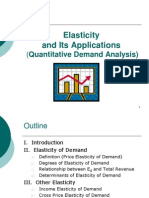 Engineerin Economics Elasticity