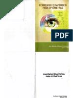 Compendio Terapeutico Para Optometras Color