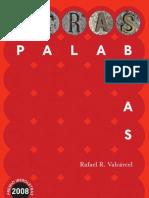 Rafael Valcarcel - Otras Palabras - Libro de Cuentos