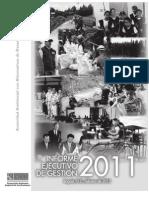 109003 Informe de Gestion 2011