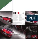 Mazda3 MPS Brochure