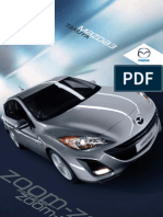 Mazda3 Takuya Brochure July 10