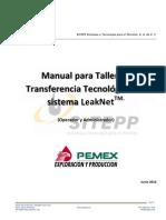 Manual de Transferencia Tecnológica LeakNeat
