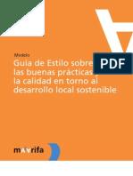 Manual de Desarrollo Sostenible