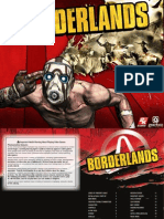 Borderlands - Manual