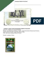 Al Ibanah Kupas Tuntas Penyimpangan Aqidah Al Asyariyah