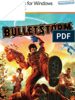 Bulletstorm - Manual